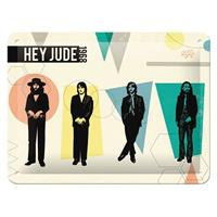 Fiftiesstore The Beatles Hey Jude Metal Sign 15 x 20 cm