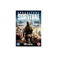 Apocalypse Survival DVD