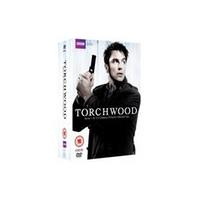 Torchwood: Series 1-4 Box Set DVD