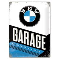 Fiftiesstore BMW Garage Maintenance & Repairs Metalen Bord