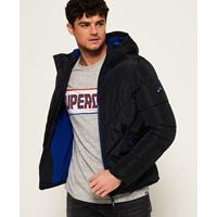 Superdry zwarte winterjas