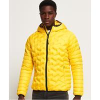 Winterjas Down Radarix Quilt Jacket Geel