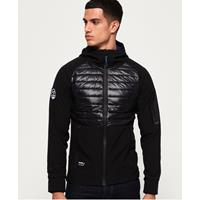 Superdry Mountain Soft Shell Hybrid jas