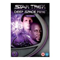 Star Trek - Deep Space Nine - Series 5 (Slimline Edition) DVD