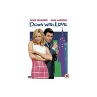Namco Down With Love DVD