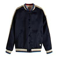 Scotch R'Belle reversible bomberjack