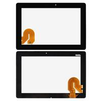 Touch Panel Digitizer voor ASUS Pad MeMO FHD 10 / ME301 / ME302 / ME302C / ME302KL / K005 / 5449N / K00A (zwart)