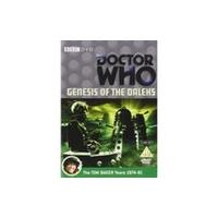 Doctor Who Genesis of the Daleks DVD