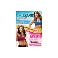 Jillian Michaels - Six Week Six-Pack / No More Trouble Zones DVD