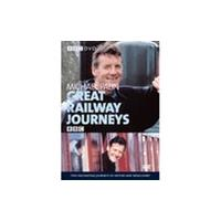 Michael Palin's Great Railway Journeys DVD
