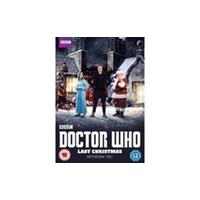 Doctor Who Last Christmas DVD