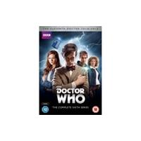 Doctor Who - The Complete Series 6 (Repack) DVD