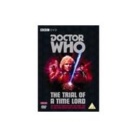Doctor Who: The Trial of a Timelord (1986) DVD