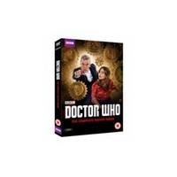 Doctor Who The Complete Series 8 DVD