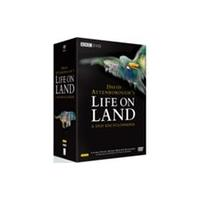 David Attenboroughs Life On Land DVD