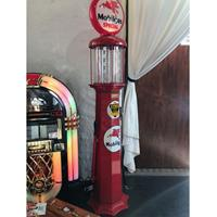 Fiftiesstore Mobilgas Special Gas Pump - Replica