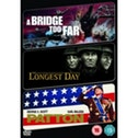 Longest Day / A Bridge Too Far / Patton DVD