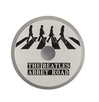 Fiftiesstore Crosley 45'er Adapter Beatles Abbey Road