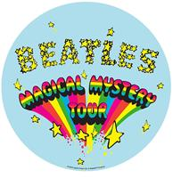 Fiftiesstore Crosley Slip Mat The Beatles Magical Mystery Tour Vilt