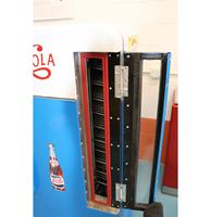 Fiftiesstore Vendo 6 110 Pepsi Vertical Case Selve Serve Vending Machine - Consignatie