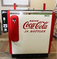 Fiftiesstore Coca-Cola Ideal 55 Slider Gerestaureerd - Consignatie