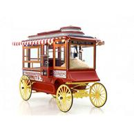Fiftiesstore Chicago Worlds Fair Cretors Popcorn Wagen - Gerestaureerd - Consignatie