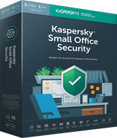 Kaspersky Small Office Security 5PC+1FS 1jaar