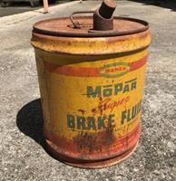 fiftiesstore Mopar Super Break Fluid Olieblik