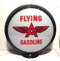 fiftiesstore Flying A Gasoline Benzinepomp Bol