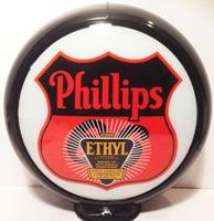 fiftiesstore Phillips 66 With Ethyl Benzinepomp Bol