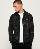 Superdry Surplus Goods Coach jas