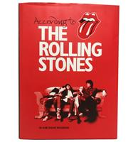fiftiesstore According To The Rolling Stones Hardcover Boek