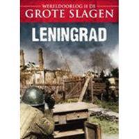 Wereldoorlog II de grote slagen - Leningrad (DVD)