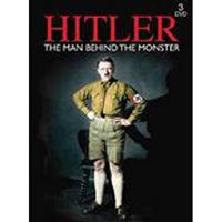 Hitler - The man behind the monster (DVD)
