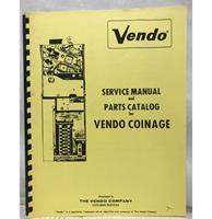 fiftiesstore Service Manual En Parts Catalogus Voor Vendo Coinage