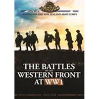 WWI - The battles of the Western front (DVD)