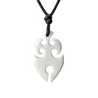lgtjwls Tribal Bone Kettinghanger Hawaiian Surfer