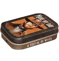 fiftiesstore A Fistful Of Mints Clint Eastwood Make My Day Pepermunt Blik