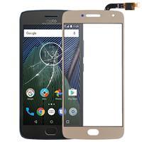 Touch panel digitizer voor Motorola Moto G5 plus (goud)