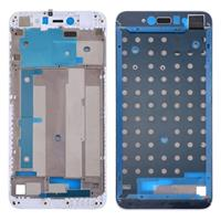 Front Housing LCD Frame Bezel for Xiaomi Redmi Note 5A Prime / Y1(White)