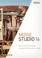 Vegas Movie Studio 16 En/FR