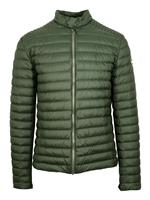 Colmar Quilted bomber groen