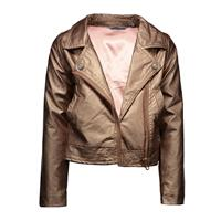 Moodstreet leather look bikerjack