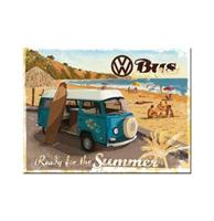 fiftiesstore Magneet VW Ready for the Summer