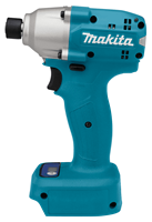 Makita DTDA100Z 95Nm Instelbare slagschroevendraaier 14,4V