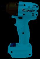 Makita DTDA140Z 140Nm Instelbare slagschroevendraaier 14,4V