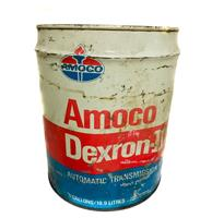 fiftiesstore Amoco Oil Can