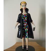 fiftiesstore Barbie Beeldje Easter Parade 16 cm