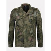 Dstrezzed worker jacket groen