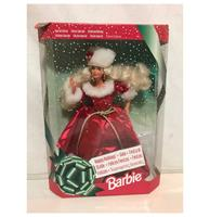 fiftiesstore Barbie Happy Holidays Special Edition In Originele Doos